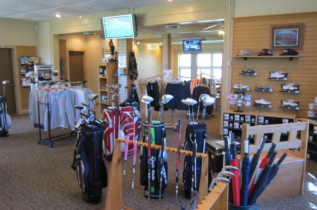 Picture Golf Shop 2